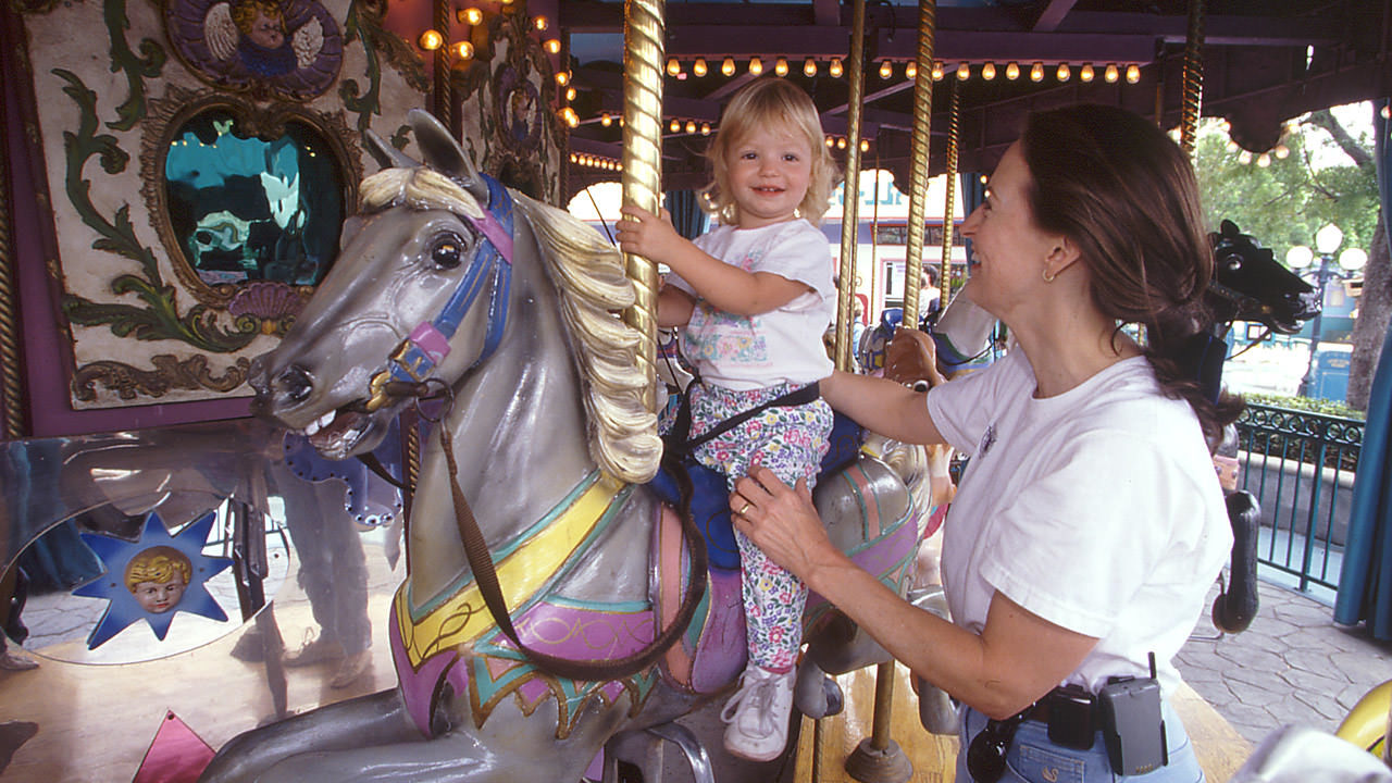 Adventure City Carousel