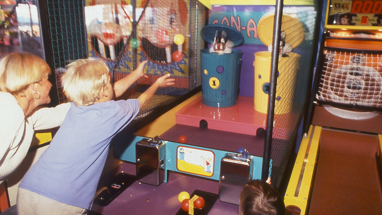 Adventure City Arcade