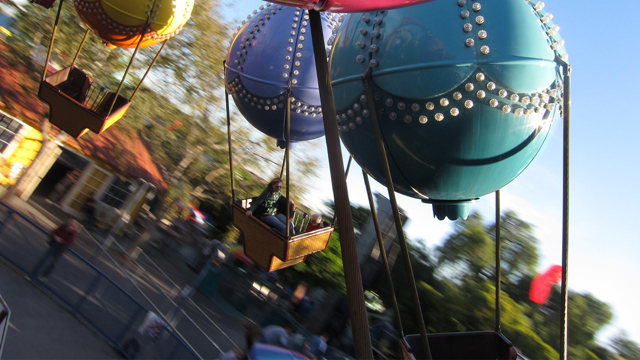 Adventure City Balloon Race
