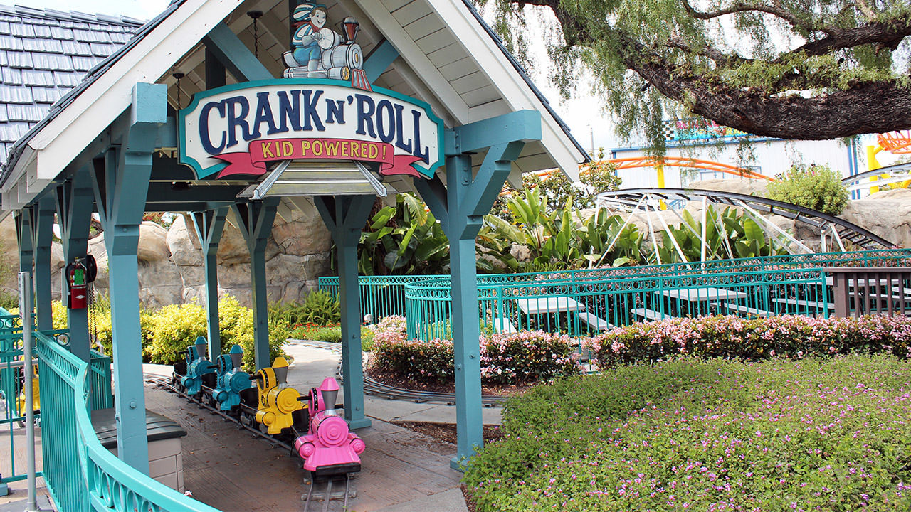 Adventure City Cranknroll