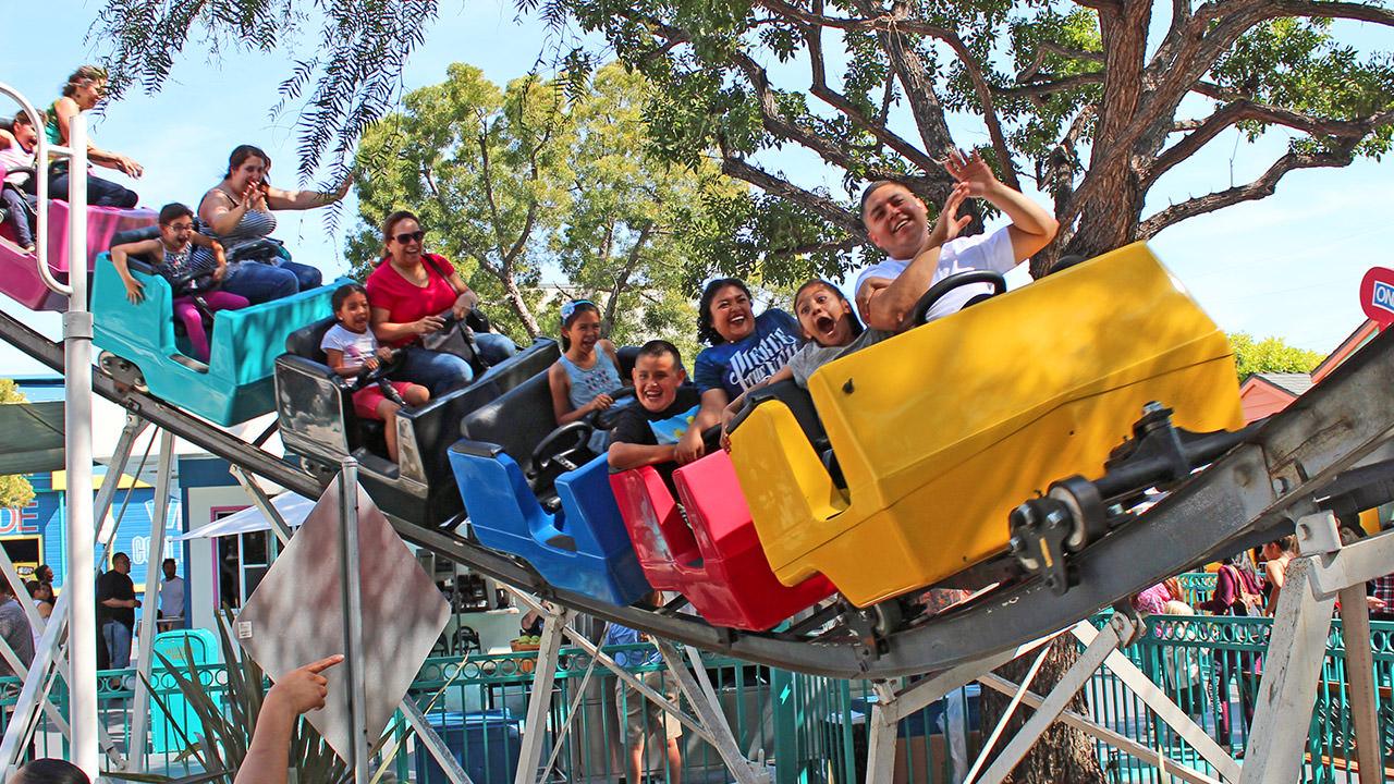 Adventure City Freeway Coaster