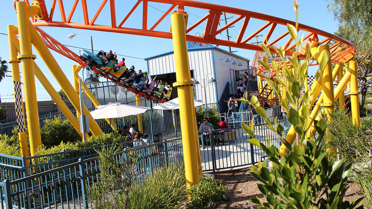 Adventure City Rewind Racers