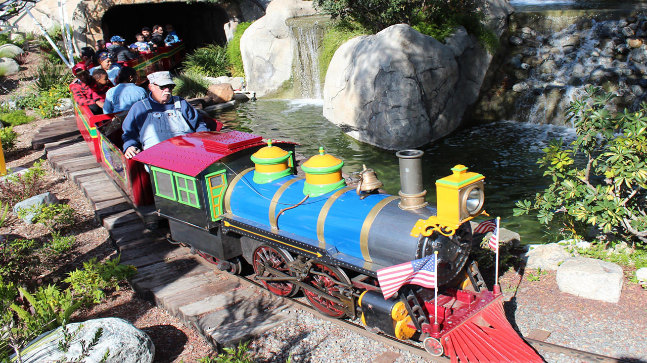 Adventure City Express Train