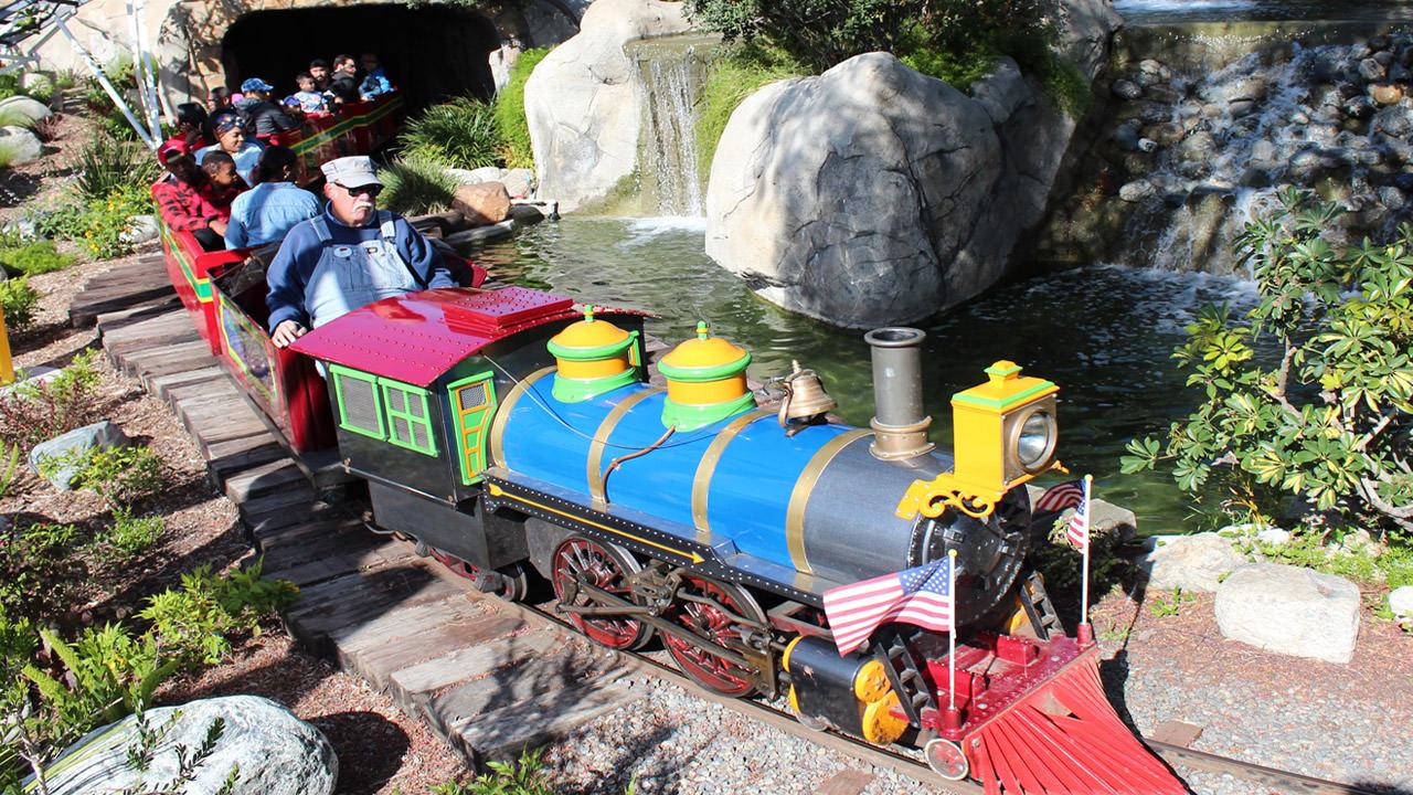 Adventure City Express Train